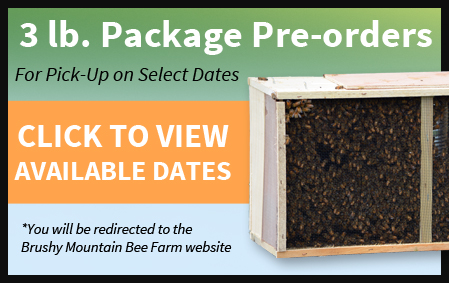 Pre-Order your Honey Bees